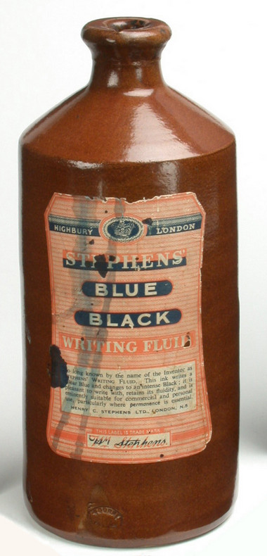 Victorian Ink Bottle