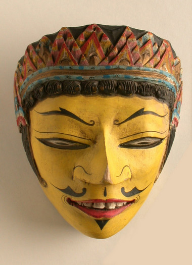 Laksmana Mask, Java, I...