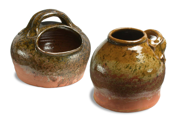 Tudor Urine Pot
