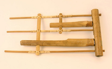 Bamboo Rattle