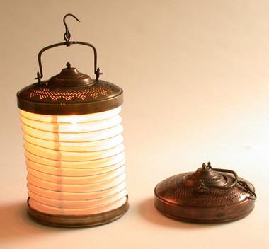 Copper Lamp   Turkey