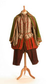 Tudor Slashed Suit