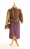 Tudor Man's Jacket and Breeches