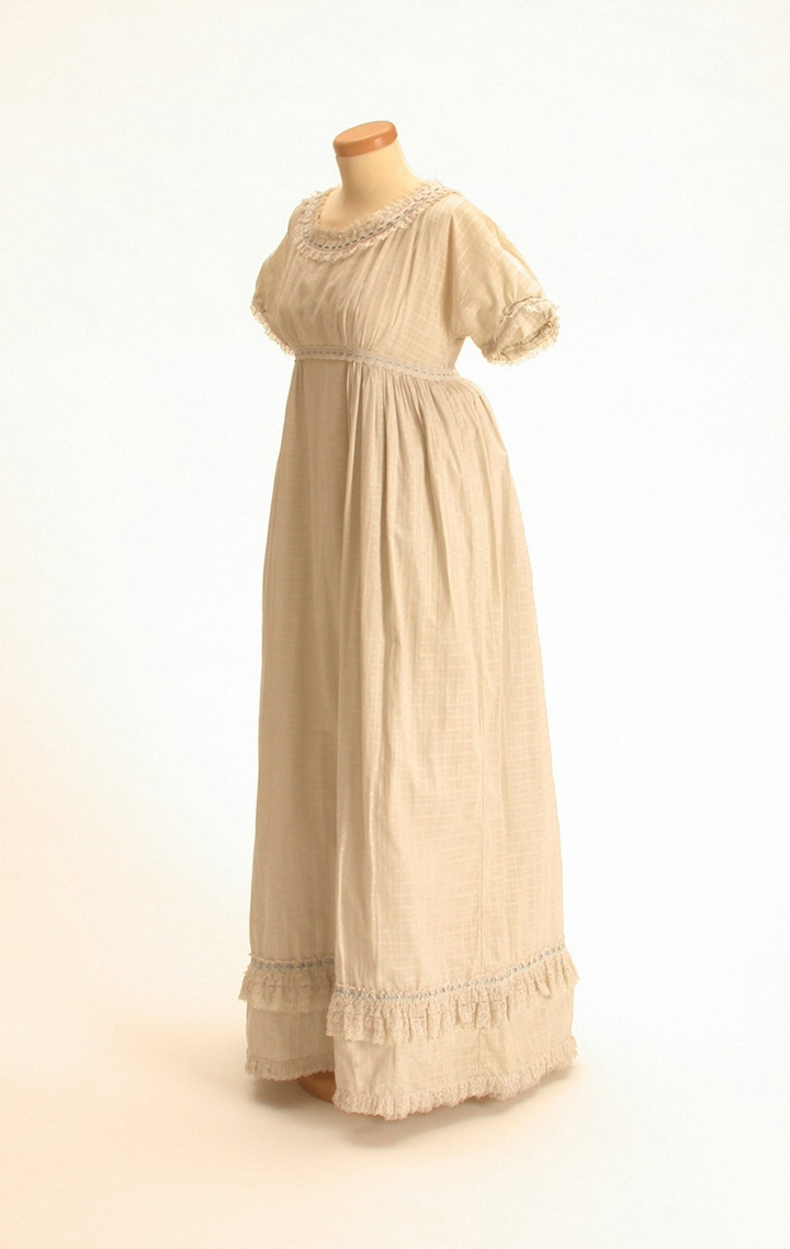 s dress regency replica object lessons clothes