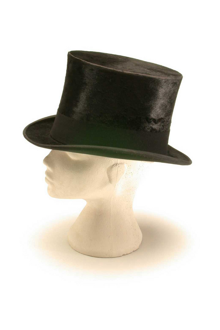 Victorian Man's Top Hat