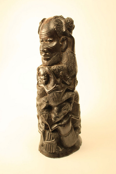 Makonde Tree Of Life Carving Tanzania Object Lessons