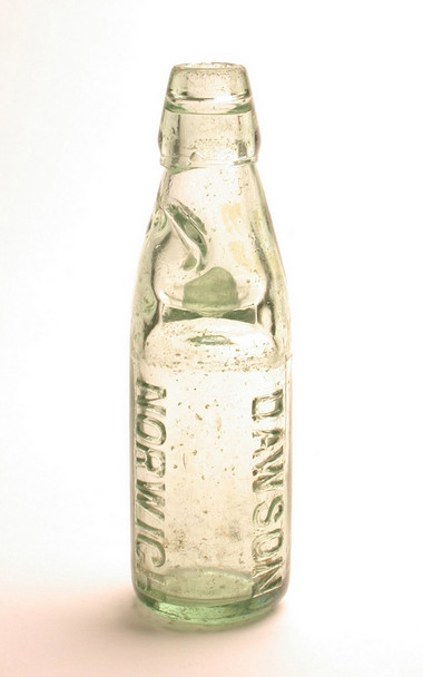 Soda Bottle Victorian Original Object Lessons Health
