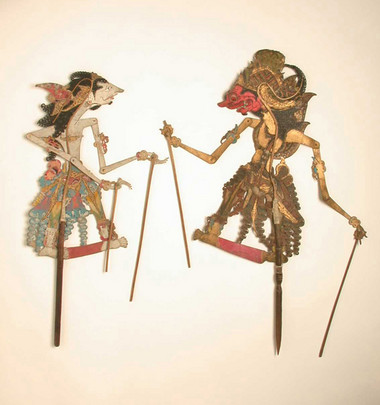 Shadow Puppets - Indonesia