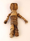 banana fibre doll