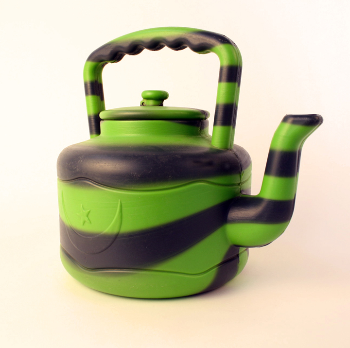 Recycled Plastic Water Kettle