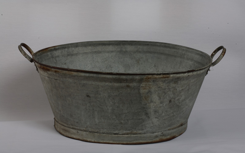 Tin Bath, Victorian, Original | Object Lessons - Houses & Homes ...