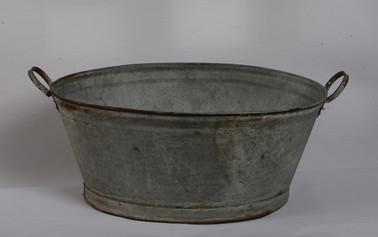 Victorian Tin Bath