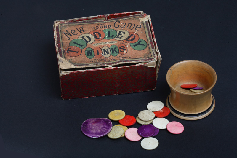 Tiddlywinks, Victorian, Original | Object Lessons - Childhood ...