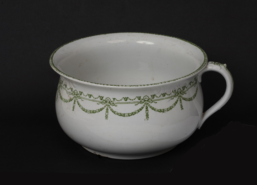 Chamber Pot Victorian Original Object Lessons Houses